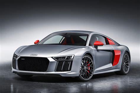 New Audi R8 Audi Sport Edition Celebrates The Brand's