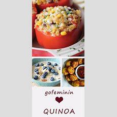 Her Mit Dem Wunderkorn! Die 5 Besten Quinoarezepte Für