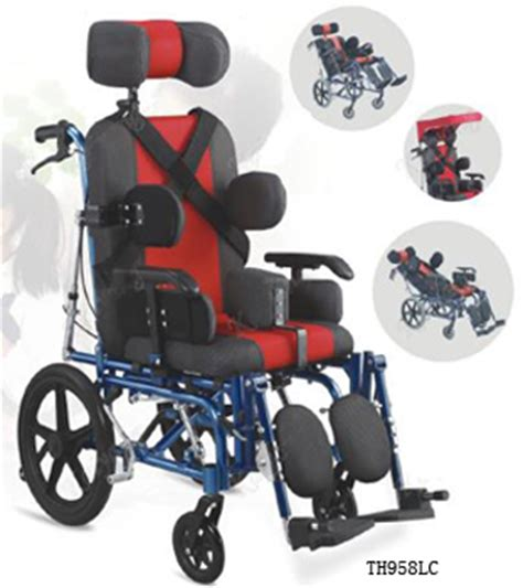 cerebral palsy wheelchairs from china manufacturer