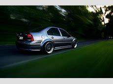 volkswagen jetta mk4 stance grey tuning HD wallpaper