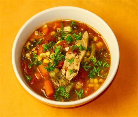 best soup the very best chicken soup recipe dishmaps
