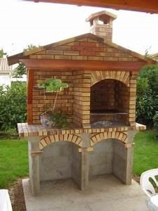 Construire Barbecue Beton Cellulaire : barbecue briques et b ton cellulaire vous avez ~ Dailycaller-alerts.com Idées de Décoration