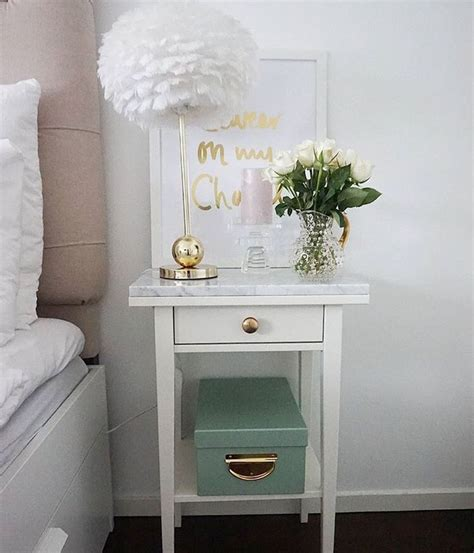 Ideas Your Bedside Table by 15 Nightstand Table Decor Ideas We Re Obsessed With Room