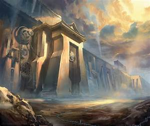 The Impregnable Fortress by najtkriss.deviantart.com on ...