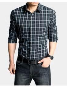 Casual Dress Shirts Men