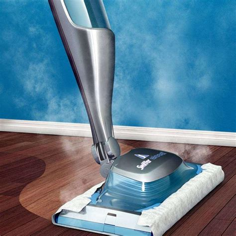 Swiffer Steam Mop On Hardwood Floors by Swiffer Bissell Steamboost Steam Mop Starter