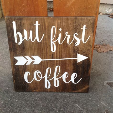coffee signs for kitchen but coffe wood sign painted kitchen sign coffee