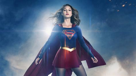 wallpaper melissa benoist supergirl  tv series