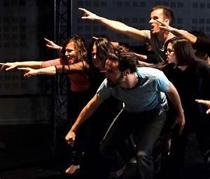 Les Suppliantes d'Eschyle, mise en scène de Jean Pierre Vincent Théâtre du Gymnase (Marseille