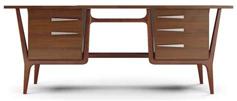 Danish Modern Sofa Table by Mid Century Modern Furniture Manu Tailer Joybird Furniture