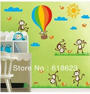 curious george wall decals quotes quotesgram With kids room decor curious george wall decals
