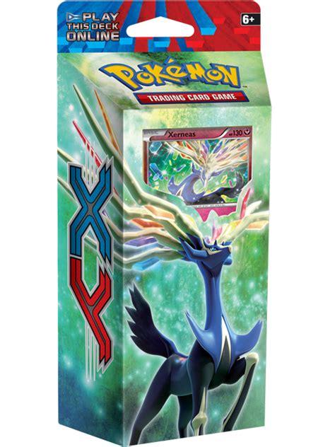 theme deck theme decks xy trading card