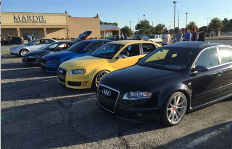 All German Car Show Turnout For Kansas City  Audi Club