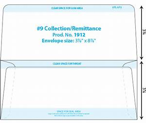 collection dual purpose envelope template western With 9 remittance envelope template