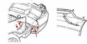 How To Remove Front And Rear Bumper Dodge Viper  2003