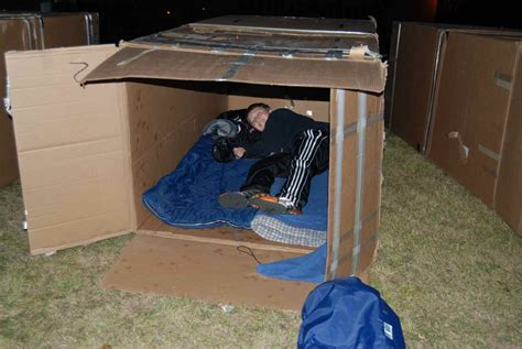 sleeping     homeless  taste  general mills