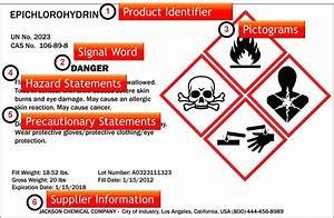 free ghs label template templates ideas With ghs label generator