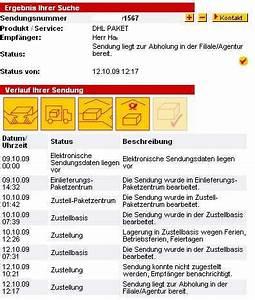 Dhl Retoure Abholung : lagerung in zustellbasis wegen ferien ~ Eleganceandgraceweddings.com Haus und Dekorationen