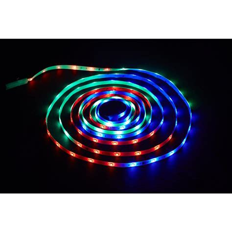 color changing lights electric 18 ft led connectible indoor outdoor