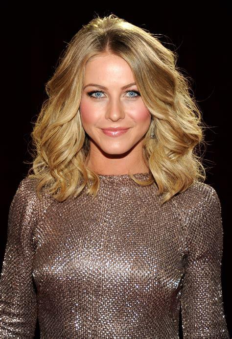 medium blonde medium length medium curl luscious locks