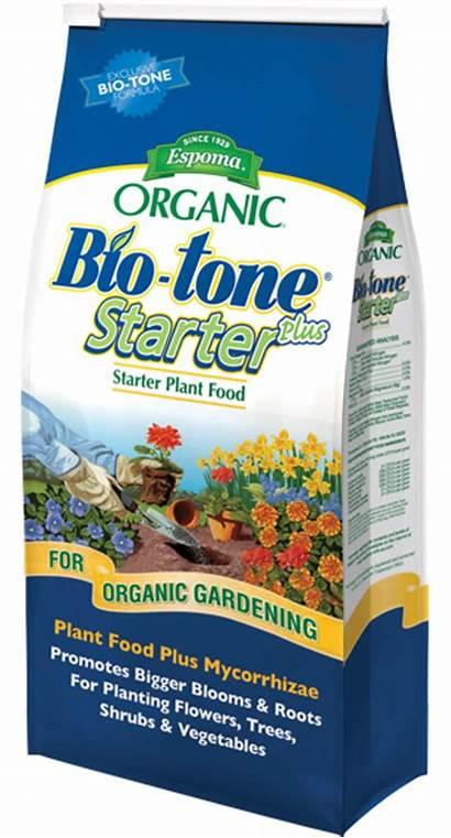 Tone Bio Espoma Starter Plus Plant Organic