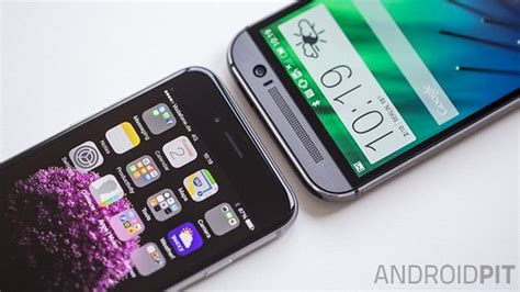 htc one m8 vs iphone 6 htc one m8 vs iphone 6 datenblatt und realit 228 t im
