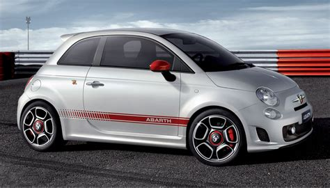 New Fiat Abarth by Fiat Releases Fiat 500 Abarth Official Details