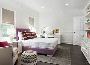 chambre fille ado 30 idees de design magnifique With chambre design avec matelas signature flora