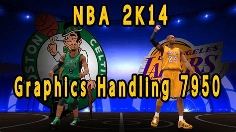 nba  full hd pc graphics maxed hd  youtube