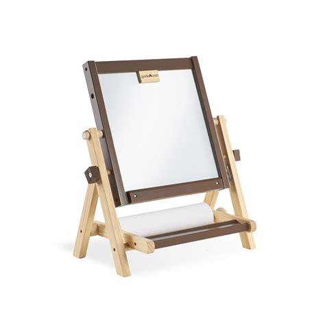 Easel Desk For Adults by Guidecraft 4 In 1 Flipping Tabletop Easel