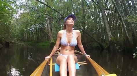 canoeing  lumber river youtube