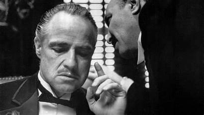 Godfather Stills Brando Marlon Film Advice Movies