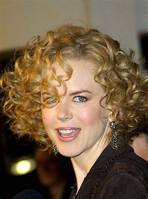 Images Of Short Curly Hair Short Hairstyles 2018 2019