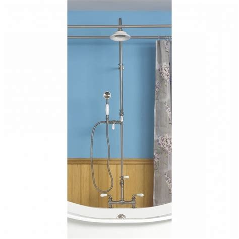 clawfoot tub shower attachment faucet for clawfoot tub with shower attachment bathtub