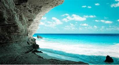 Sea Cave Nature Wallpapers 4k Backgrounds Resolution