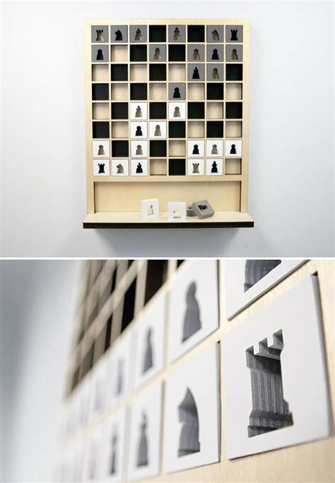 mate wall hanging chess board         chess
