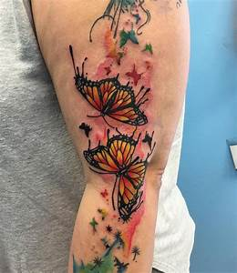 32+ Butterfly Tattoo Designs, Ideas | Design Trends ...