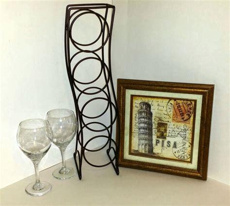 wine rack wine photo and two wine glasses 4