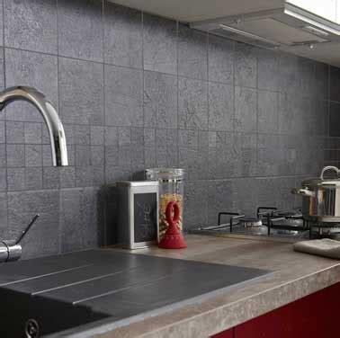 cuisine roy merlin carrelage mural couleur gris anthracite leroy merlin