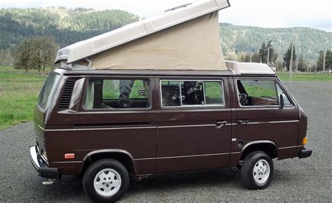 volkswagen westfalia cer 1985 vw vanagon westfalia cer 65k original miles