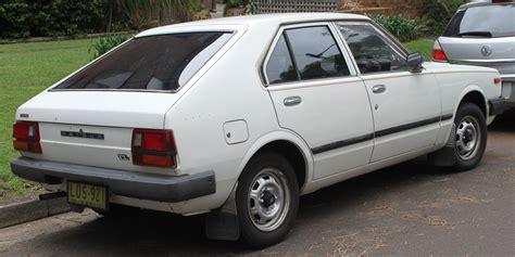Datsun Pulsar file 1981 datsun pulsar n10 s2 tl 5 door hatchback