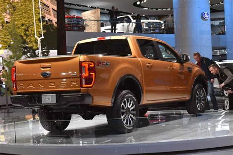 Turbocharged Allnew 2019 Ford Ranger Is Back And Battle Ready