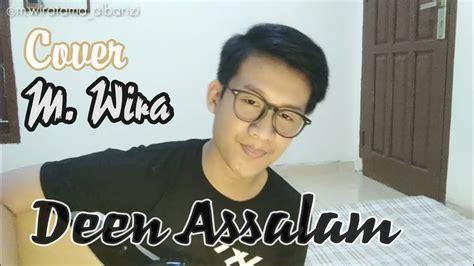 Lagu Arab Deen Assalam ( Cover By M Wira) Youtube