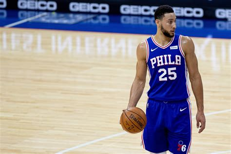 Sixers' Ben Simmons Shrugs Off Trade Rumors Involving ...