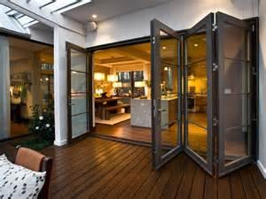 Outdoor Folding Doors