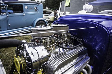 custom  beautiful buick nailhead powered  ford