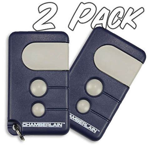 chamberlain garage door opener remote replacement chamberlain 84335aml garage door remote suits 9400