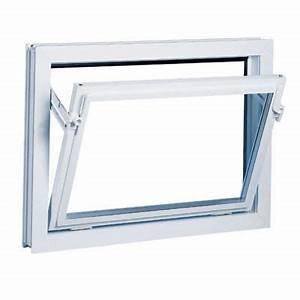 abattant pvc 1 vantail blanc 60 x h40 cm castorama With installer fenetre pvc brico depot