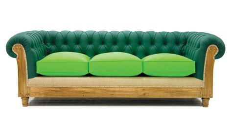 sofa verden sof 225 3 plazas verde chesterfield chesire en