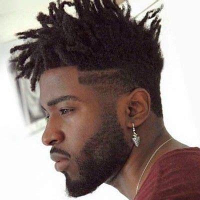 popular haircuts  black men  fashion black men